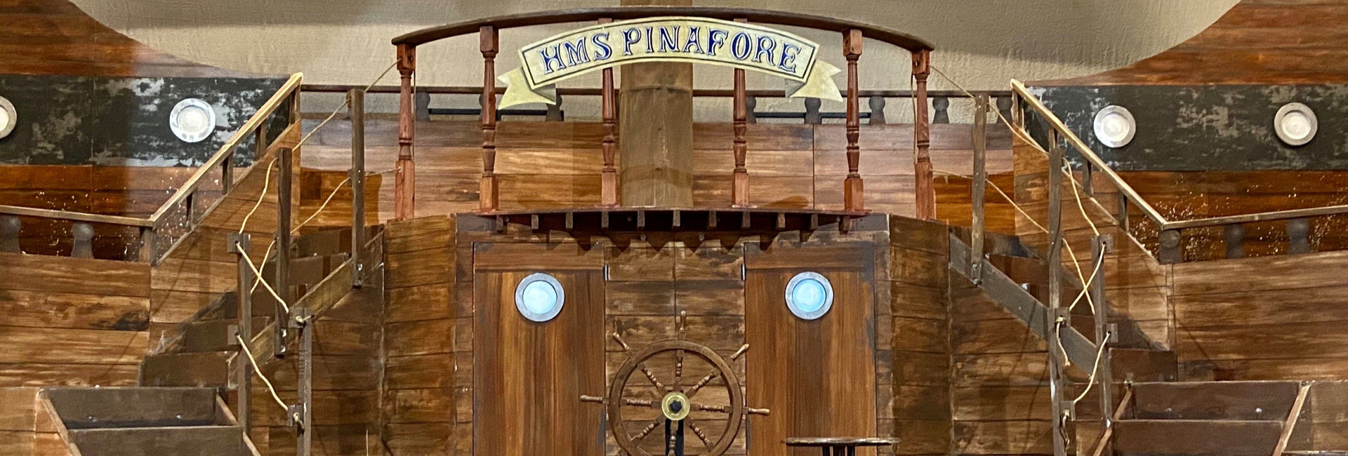 HMS Pinafore Set
