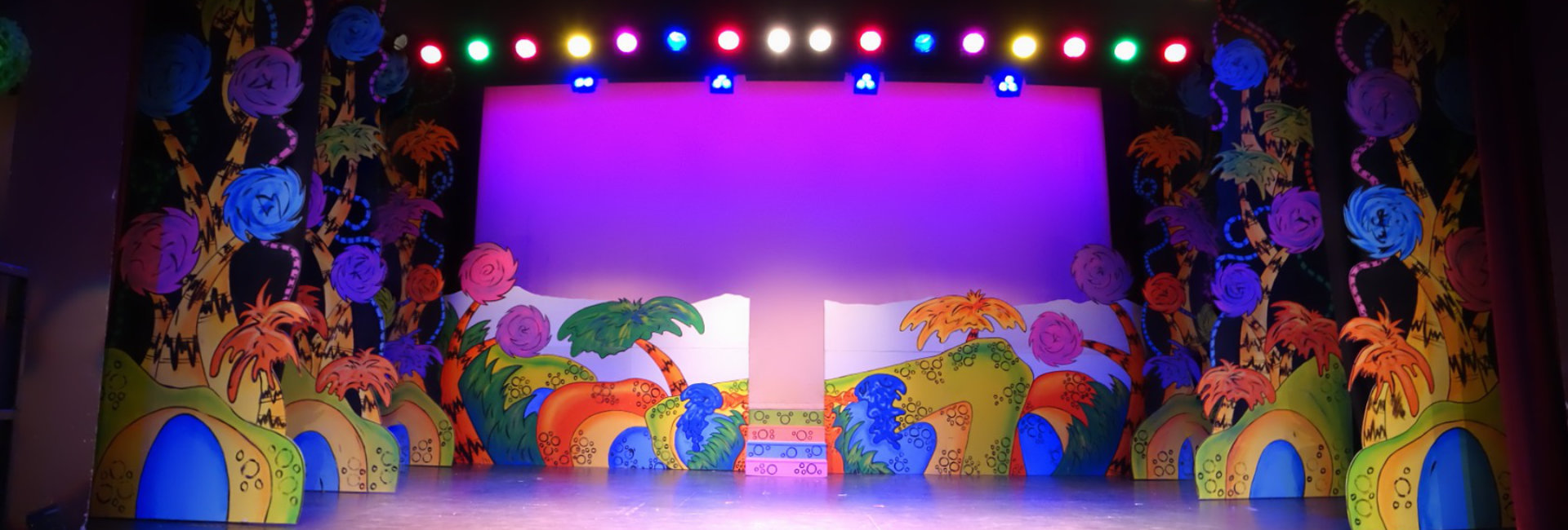 Suessical The Musical Set